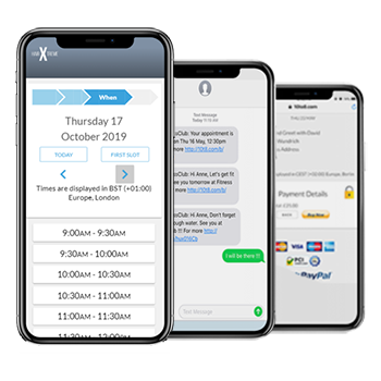 Coordinate with clients without multi-tasking with 10to8 appointment scheduling software
