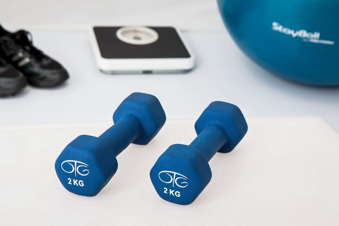Online Booking Page for Sports and Fitness Trainers