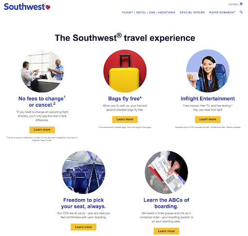 southwest airlines shows why customer experience matters