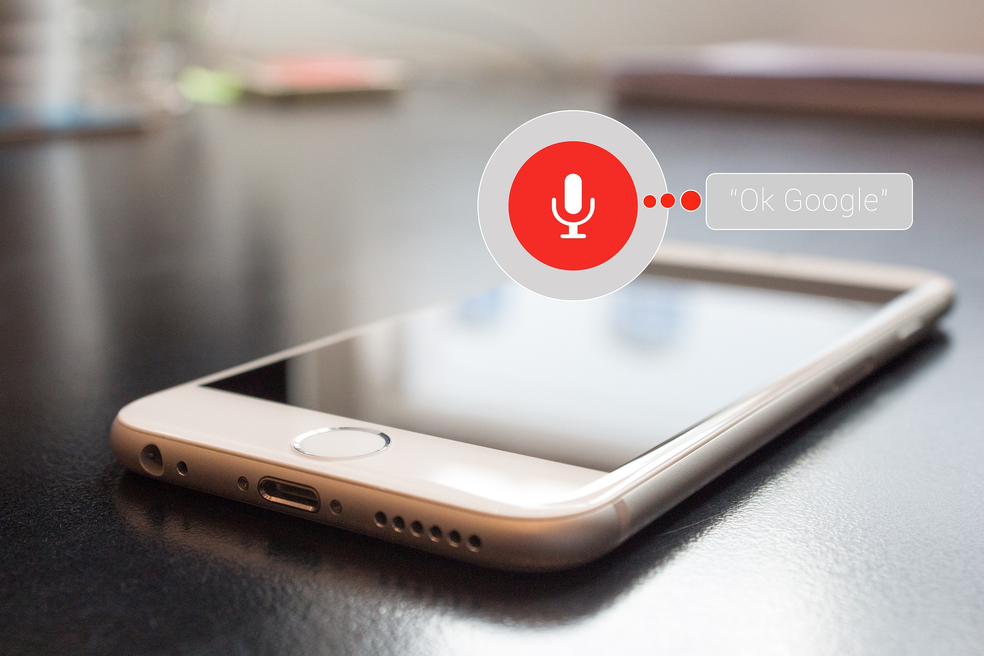 voice search is a growing SEO trend