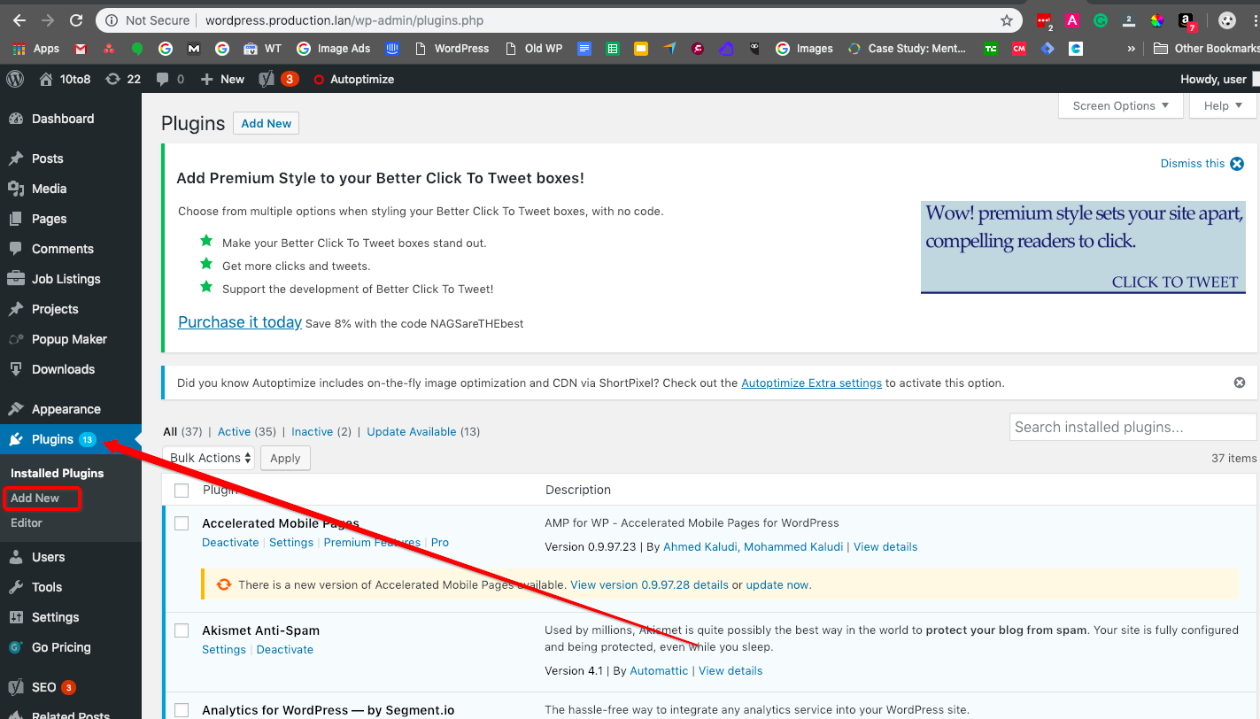 getting started with WordPress 2019 guide