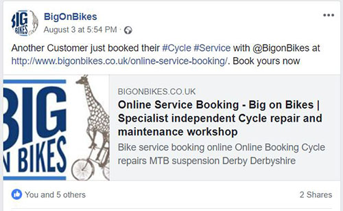 how to get more online bookings with scarcity marketing from social media