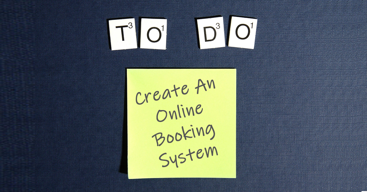 how to create an online booking system free guide