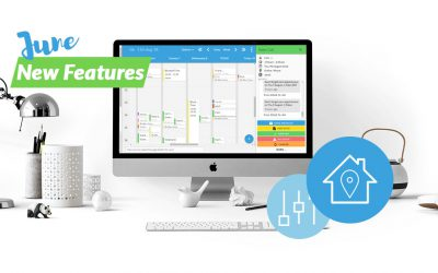 appointment scheduling software new features in June