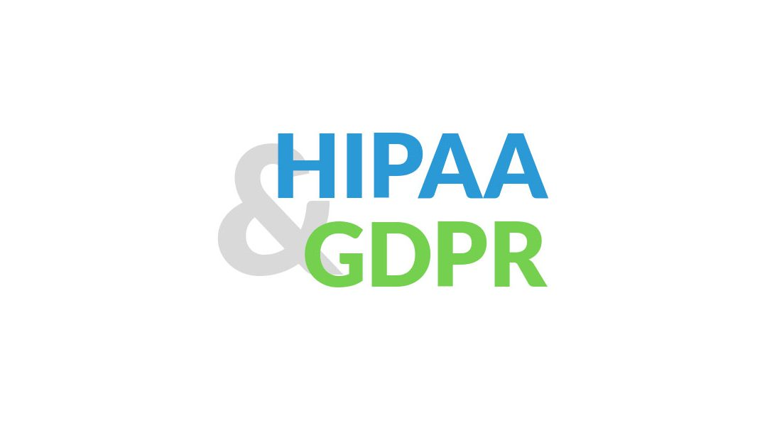 HIPAA & GDPR – What's The Difference?