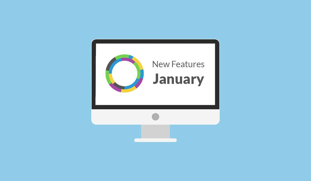 New Features In January | 2020