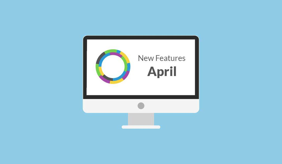 New Features In April   2020
