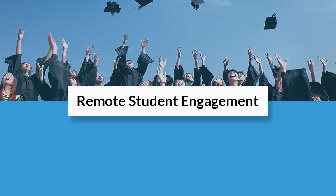 Remote Student Engagement At Scale | Webinar