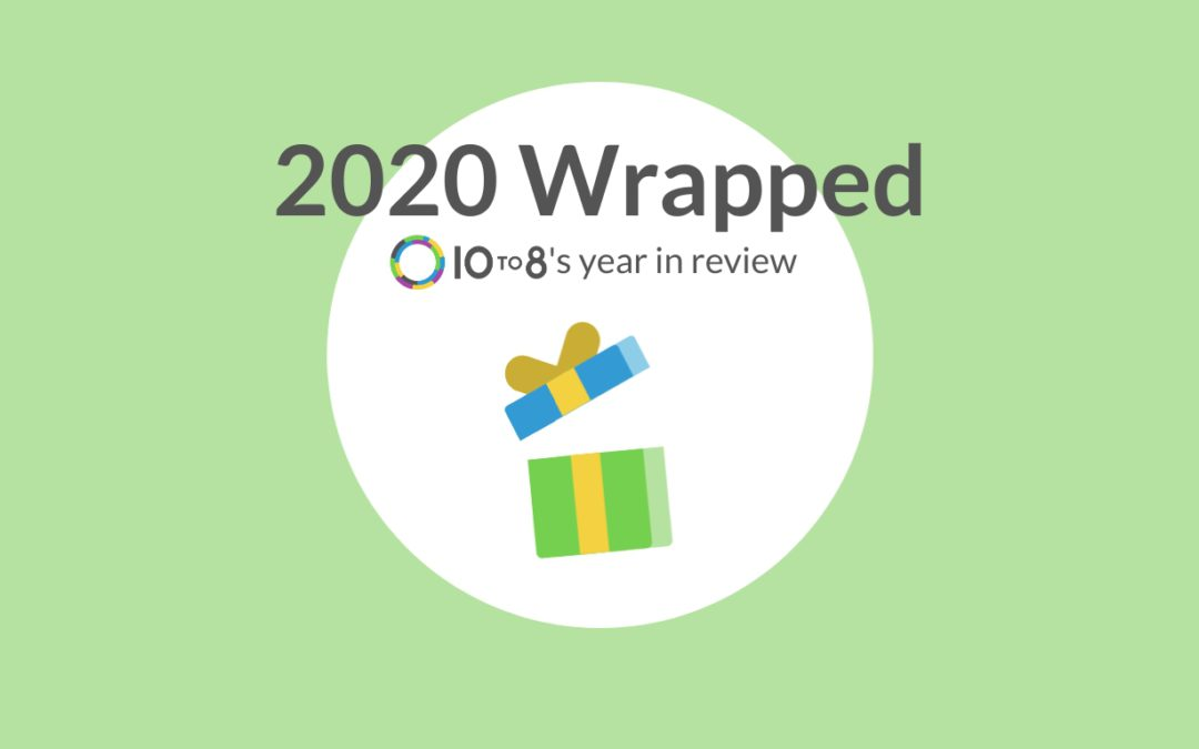2020 Wrapped: A Year In Review | 10to8 Appointment Scheduling Software